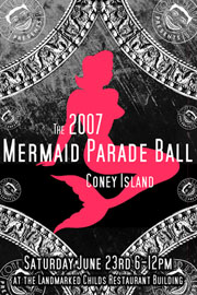 Mermaid Parade Ball