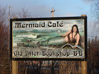 Mermaid Cafe Bookshop