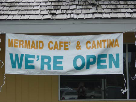 Mermaid Cafe and Cantina