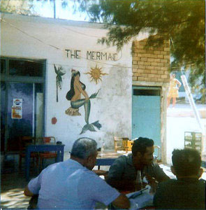 Mermaid Outdoor Cafe