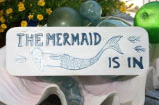 The Mermaid is In