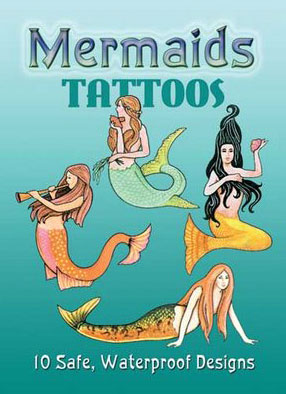 Mermaid Tattoo Designs